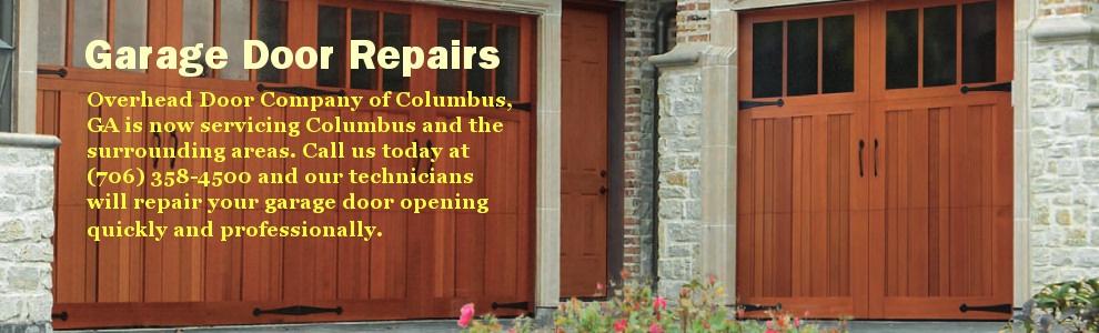 Call Now!! 706-358-4500. Overhead Door Company of Columbus ... & Columbus Ga Overhead Door   Garage Doors   Garage Door Repair ...